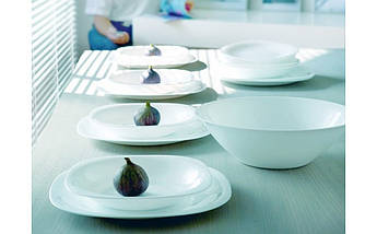 Десертная тарелка Carine White,19 см Luminarc L4454, фото 3