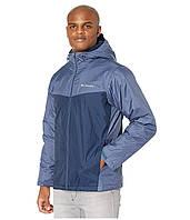 Куртка Columbia Glennaker Sherpa Lined Jacket Dark Mountain/Collegiate Navy - Оригинал