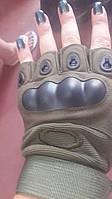 Перчатки тактические  Oakley 94025 олива, фото 1