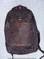 Рюкзак Gorangd 2814 черный спортивный школьный с отсеком для ноутбука