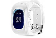 Детские смарт часы Smart baby watch Smartix Q50 white  Акция -40%!