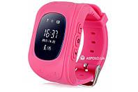 Детские смарт часы Smart Baby Watch Q50 Pink  Акция -55%!