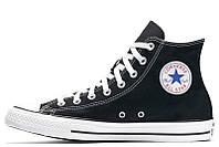 Женские кеды Converse Chuck Taylor All Star High черные р.35 Акция -50%!