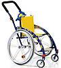 Детская инвалидная коляска BRIX 1.123