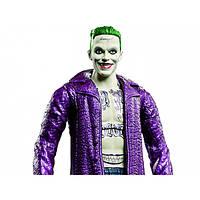 Фигурка Джокер Отряд-Самоубийц (Включена часть убийцы Крок) Suicide Squad DC Comics The Joker 15 см MATTEL DNV38