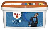 Прозрачный лак для создания стилизованных под античность интерьеров Alpina Antique Effekt 1л