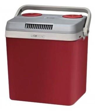 Автохолодильник Clatronic КВ 3538 red-grey