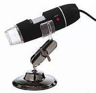 Портативный цифровой USB микроскоп 50-500Х