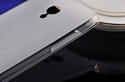 Ультратонкий силикон 0, 3mm для Meizu MX4 матовый полупрозрачный светло-серый