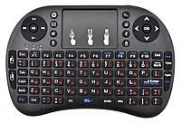 Беспроводная русская клавиатура Rii mini i8 (MWK08/i8) 2.4G черный #S/O