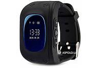 Детские смарт часы Smart Baby Watch Q50 Black  Акция -54%!