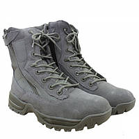 Ботинки MIL-TEC TACTICAL BOOT TWO-ZIP FG, фото 1