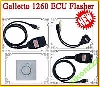 Galletto ECU Flasher 1260 Чип тюнинг A+++