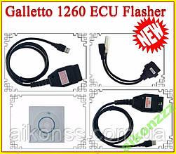 Galletto ECU Flasher 1260 Чип тюнинг A+++