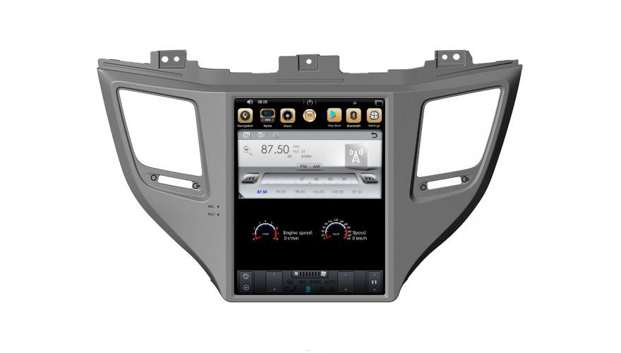 Штатна автомагнітола Gazer CM7010-TL (Hyundai Tucson (TL), 2015-2017)