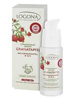Logona. Био-Сыворотка для лица подтягивающая «Гранат» + Q10, 30 мл (4017645005815)