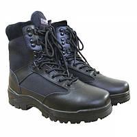 Ботинки MIL-TEC SWAT BOOTS Black, фото 1