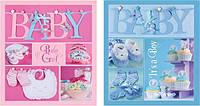 Фотоальбом EVG Baby collage 20 магнитных страниц, 6194373/74