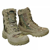 "Ботинки MIL-TEC SQUAD STIEFEL 8"" Multicam"