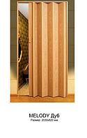 Двери раздвижные  Vinci Decor Melody Дуб