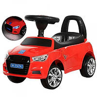 Каталка толокар для детей Bambi Audi M  3147A-3 Красный