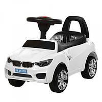 Каталка толокар для детей Bambi BMW M 3147B-1 Белый