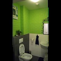 Самоклеящиеся 3d панели обои для стен Sticker Wall Original 700x770x7мм. Шумоизоляционные Гипоалергенные Сертифицированные green