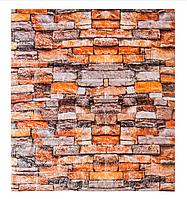 Самоклеящиеся 3d панели обои для стен Комплект 10шт. Sticker Wall Original 700x770x5мм. Шумоизоляционные Гипоалергенные Сертифицированные sandstone