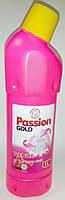 Passion Gold  гель для туалетов 1000 мл (фруктовый), Германия