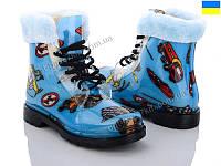 Резиновая обувь детская Victoria 012-210A (28-35) - купить оптом на 7км в одессе