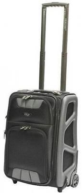 Малый 2-х колесный чемодан 26 л. VERUS Monte Carlo 20, MC.20.grey серый