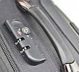 Малый 2-х колесный чемодан 26 л. VERUS Monte Carlo 20, MC.20.grey серый, фото 5