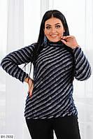 Новый товар - Женские зимние свитера, батники оптом