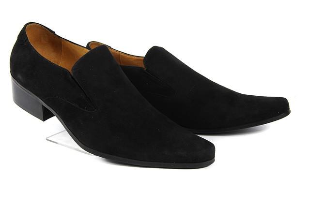 Мужские туфли FRANCO BELLUCCI 1121-0103A  45  черный