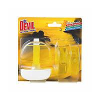 Гигиенический блок для унитаза Dr. Devil 3*55 мл., в ассортименте, фото 1