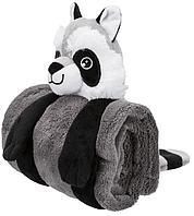 Trixie TX-37174 покрывало и игрушка для собак и кошек 75*50см (плюш)