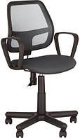 Кресло с сеткой Alfa GTP ткань C для офиса и дома