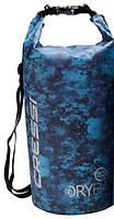 Сумка для дайвинга Cressi Sub Waterproof Bag Hunter Accent на 20 л синяя