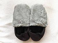 Размер 38. Зимние теплые тапочки для дома