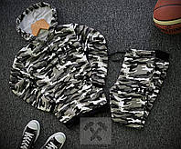 Мужской спортивный костюм Under Armour камуфляжного цвета