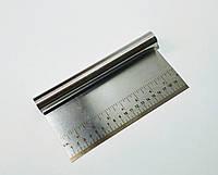 Шпатель кондитерский металлический 20 см