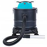 Пылесос для золы KERCH TAJFUN 1200 W с термозащитой фильтра, фото 4