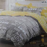 Двуспальное постельное бельё Макси