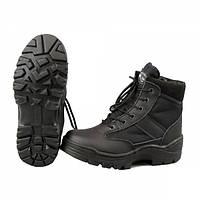 Ботинки MIL-TEC SECURITY HALBSTIEFEL Black, фото 1