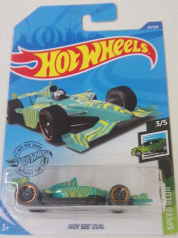 Машинка Hot Wheels 2020 Indy 500 Oval