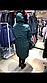 Женский пуховик-пальто, фото 2