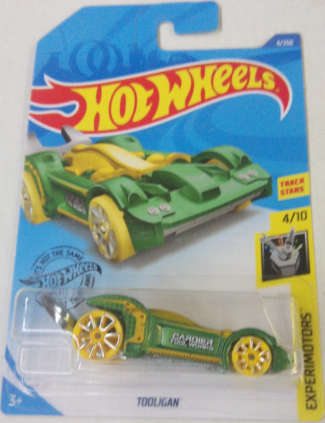 Машинка Hot Wheels 2020 Tooligan