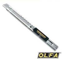 Нож канцелярский Olfa  из нержавеющей стали, фото 1
