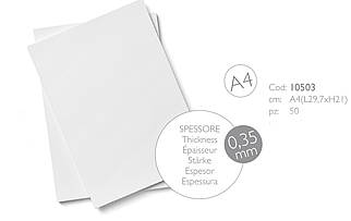 Цукровий папір Modecor А4 (50 аркушів)