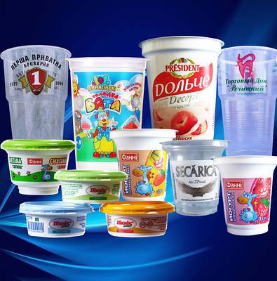 Печать логотипа на универсальных стаканах (образцы индивидуальных заказов)